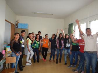 Grupo obradoiro contra a violencia de xénero do fondo galego