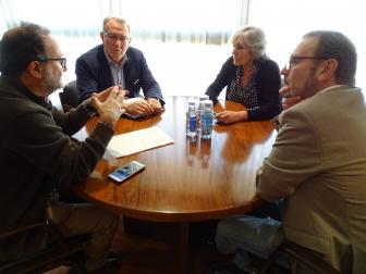 reunión fegamp e corrdinadora galega de atención primaria