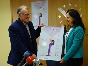 presentación Campaña Polo Bo Trato 2018 Alfredo García e María Rosa Álvarez