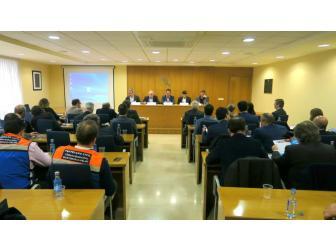 Reunión alcaldes portugueses y gallegos en la Fegamp