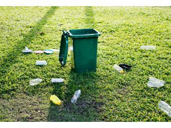 cubo de lixo canon Sogama