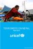 Primeiro chamamento de Unicef pola situación dos nenos en Nepal